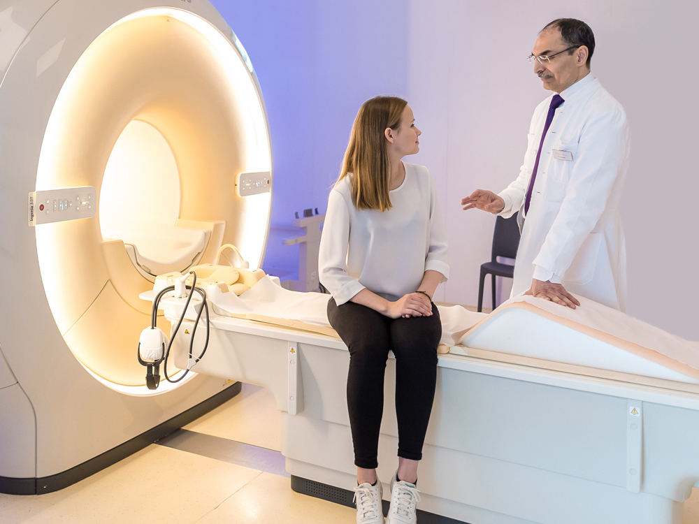 Radiologie MRT Hamburg