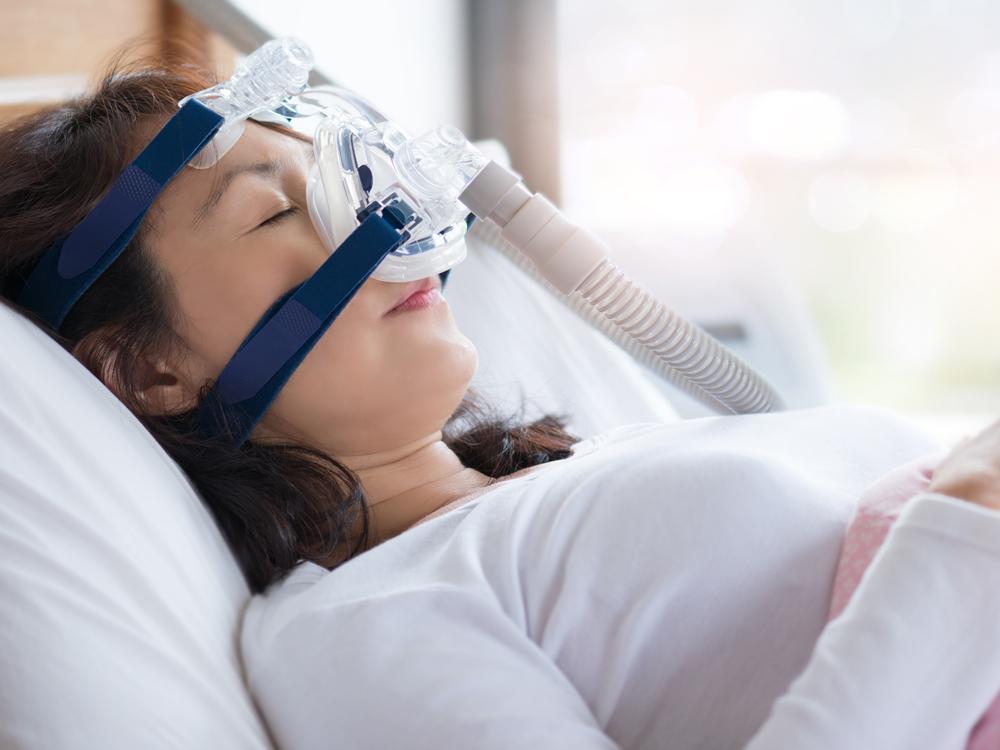 Für den Patienten sehr belastend: Erkrankungen der Lunge, Schlafstörungen und Allergien
