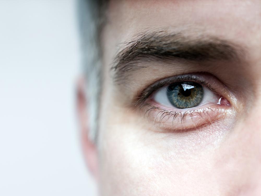 Augenarzt: das Auge